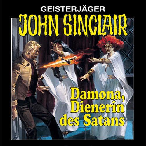 Hoerbuch John Sinclair, Folge 4: Damona, Dienerin des Satans (Remastered) - Jason Dark - Frank Glaubrecht