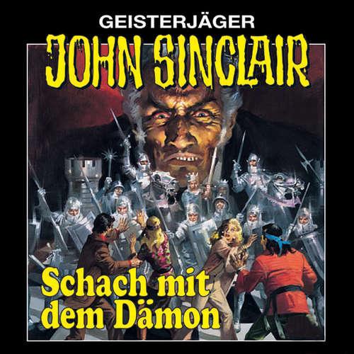 Hoerbuch John Sinclair, Folge 6: Schach mit dem Dämon (Remastered) - Jason Dark - Frank Glaubrecht