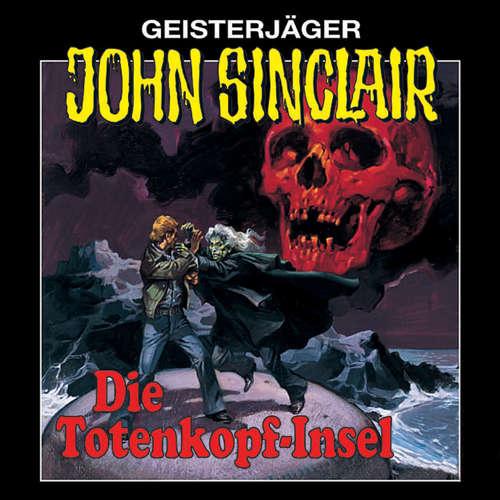 Hoerbuch John Sinclair, Folge 2: Die Totenkopf-Insel (Remastered) - Jason Dark - Frank Glaubrecht