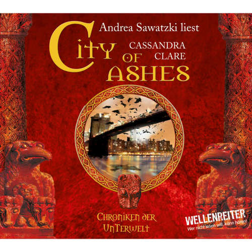 City of Ashes - City of Bones - Chroniken der Unterwelt 2