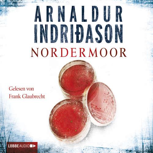 Hoerbuch Nordermoor - Arnaldur Indriðason - Frank Glaubrecht
