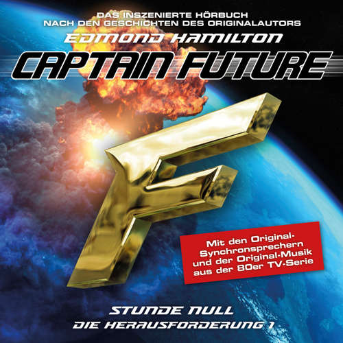 Captain Future, Die Herausforderung, Folge 1: Stunde Null