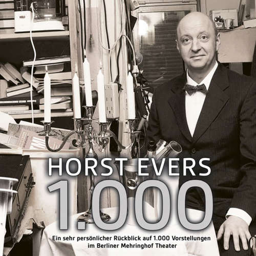 Hoerbuch 1.000 - Horst Evers - Horst Evers