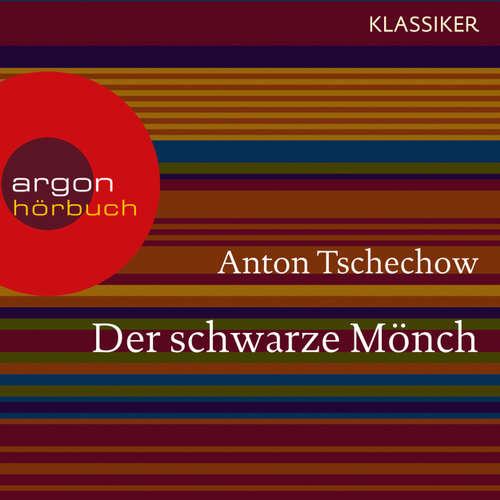 Hoerbuch Der schwarze Mönch - Anton Tschechow - Roman Knizka