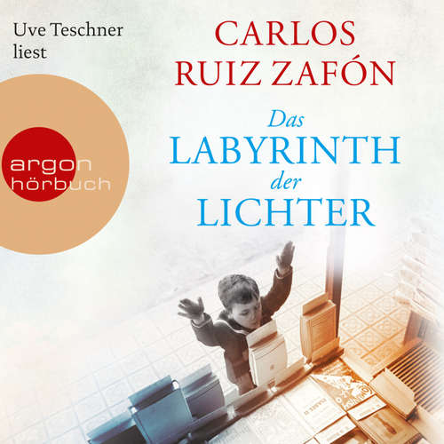 Hoerbuch Das Labyrinth der Lichter - Carlos Ruiz Zafón - Uve Teschner