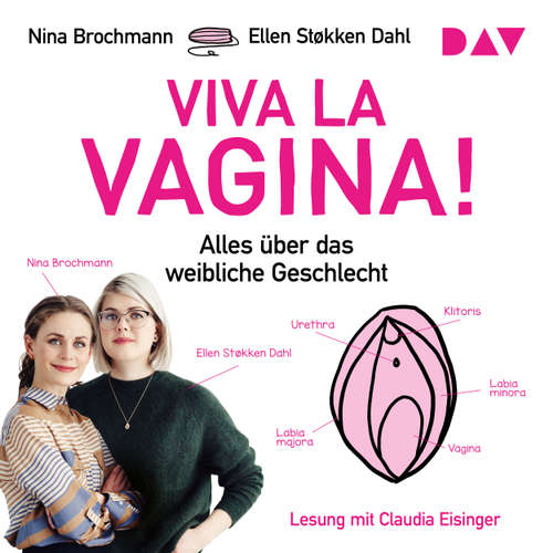 Hoerbuch Viva la Vagina! - Nina Brochmann - Claudio Eisinger