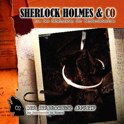 Hoerbuch Sherlock Holmes & Co, Folge 2: Der zerbrochene Armreif - Markus Winter - Norbert Langer