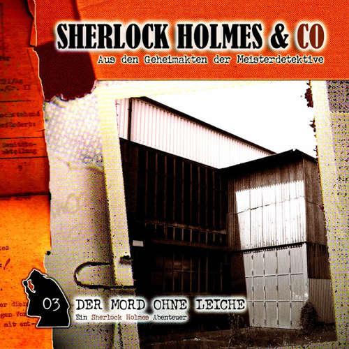 Hoerbuch Sherlock Holmes & Co, Folge 3: Der Mord ohne Leiche - Markus Winter - Charles Rettinghaus