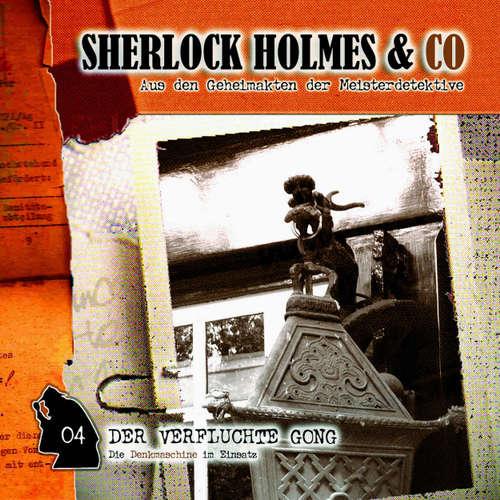 Hoerbuch Sherlock Holmes & Co, Folge 4: Der verfluchte Gong - Markus Winter - Norbert Langer