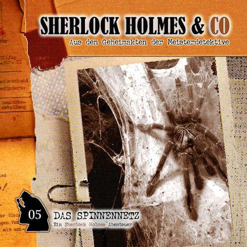 Hoerbuch Sherlock Holmes & Co, Folge 5: Das Spinnennetz - Markus Winter - Charles Rettinghaus