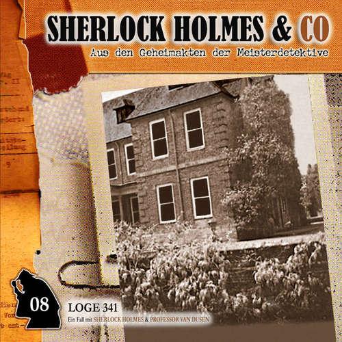 Hoerbuch Sherlock Holmes & Co, Folge 8: Loge 341 - Markus Winter - Charles Rettinghaus