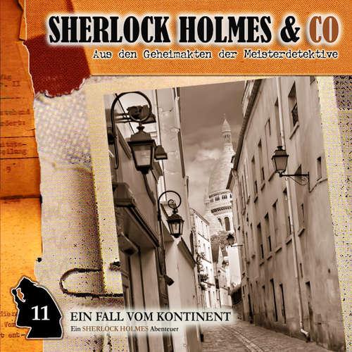 Hoerbuch Sherlock Holmes & Co, Folge 11: Ein Fall vom Kontinent - Thomas Tippner - Lutz Mackensy