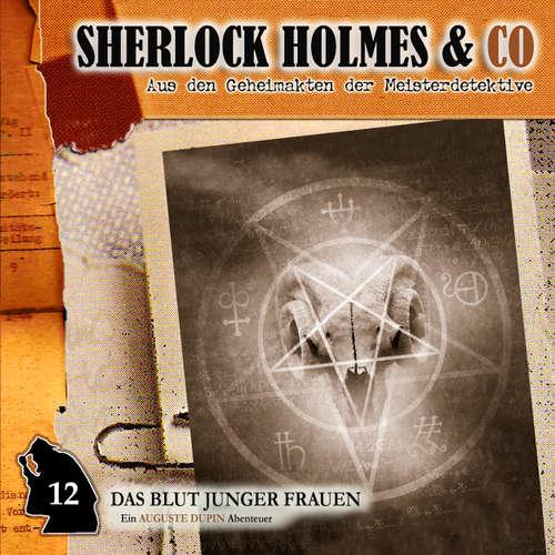 Hoerbuch Sherlock Holmes & Co, Folge 12: Das Blut junger Frauen - Markus Winter - Martin Keßler