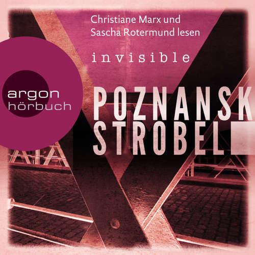 Hoerbuch Invisible - Ursula Poznanski - Christiane Marx