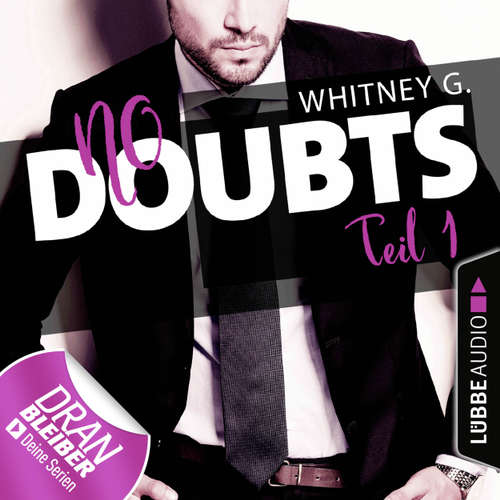 Hoerbuch No Doubts - Reasonable Doubt 1 - Whitney G. - Sebastian Walch