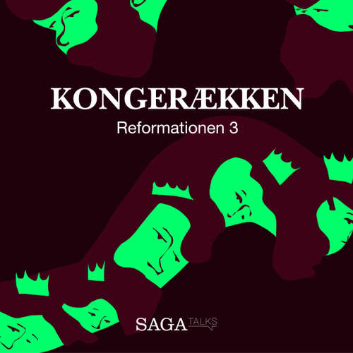 Audiokniha Kongerækken: Reformationen 3 - Anders Asbjørn Olling - Hans Erik Havsteen