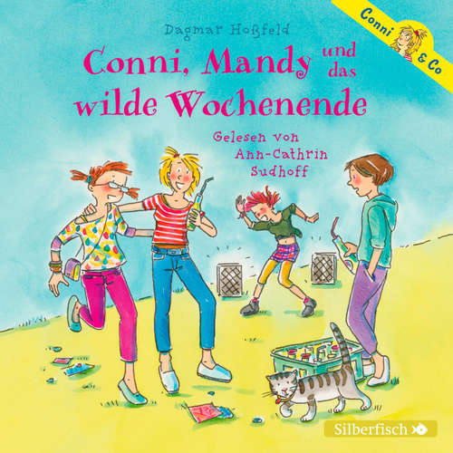 Hoerbuch Conni, Mandy und das wilde Wochenende - Dagmar Hoßfeld - Ann-Cathrin Sudhoff