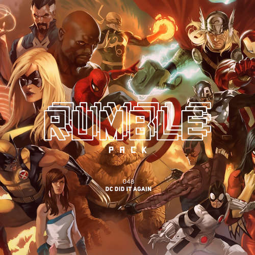 Rumble Pack - Die Gaming-Sendung, Folge 48: DC Did It Again