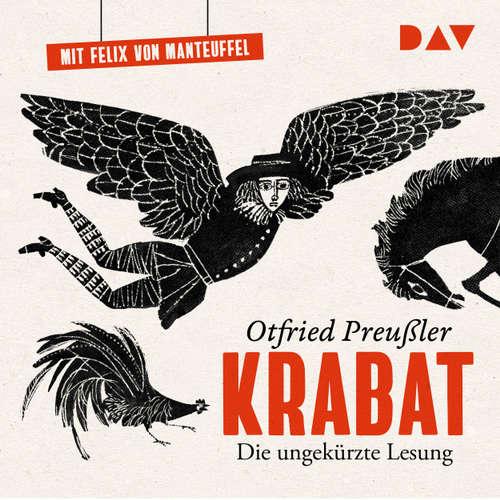Hoerbuch Krabat - Otfried Preußler - Felix von Manteuffel
