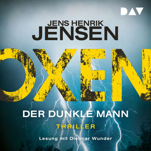 Hoerbuch Oxen 2 - Der dunkle Mann - Jens Henrik Jensen - Dietmar Wunder