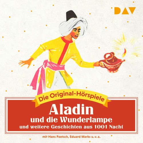 Aladin und die Wunderlampe und weitere Geschichten aus 1001 Nacht (Hörspiel)