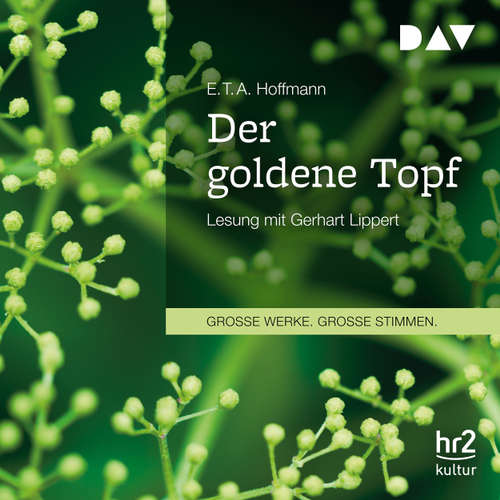 Hoerbuch Der goldene Topf - E.T.A. Hoffmann - Gerhart Lippert