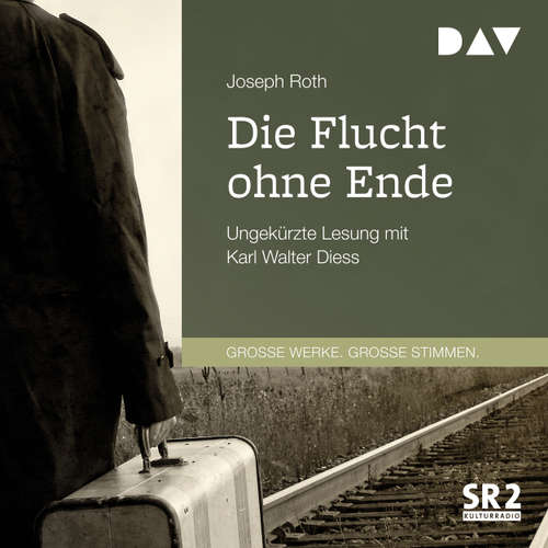 Hoerbuch Die Flucht ohne Ende - Joseph Roth - Karl Walter Diess
