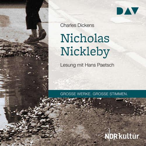 Hoerbuch Nicholas Nickleby - Charles Dickens - Werner Rehm