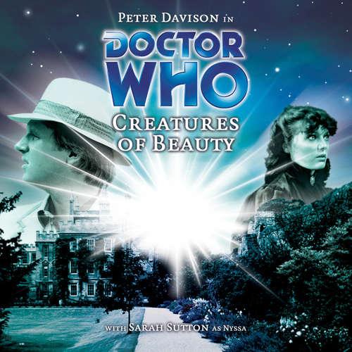 Audiobook Doctor Who, Main Range, 44: Creatures of Beauty - Nicholas Briggs - Peter Davison