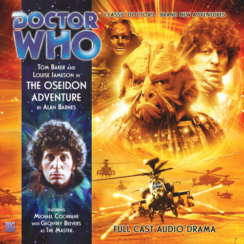 Audiobook Doctor Who, Series 1, 6: The Oseidon Adventure - Alan Barnes - Tom Baker