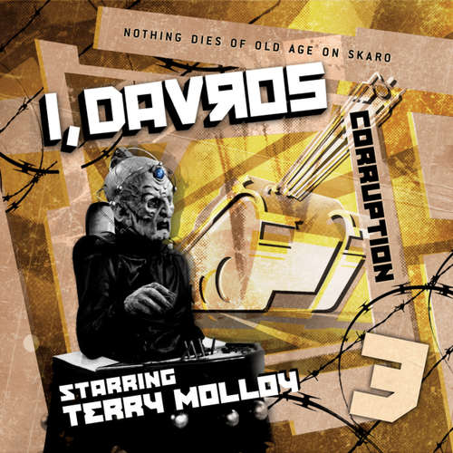 Audiobook I, Davros, Series 1, 3: Corruption - Lance Parkin - Terry Molloy