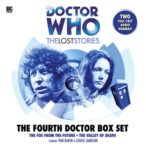 Audiobook Doctor Who - The Lost Stories, The Fourth Doctor Box Set - Robert Banks Stewart - Tom Baker