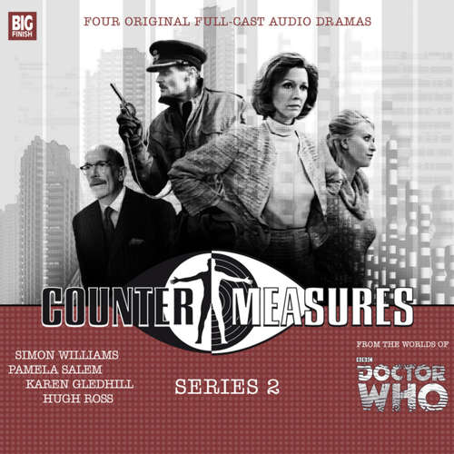 Audiobook Counter-Measures, Series 2 - Matt Fitton - Simon Williams