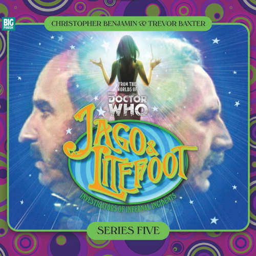 Audiobook Jago & Litefoot, Series 5 - Jonathan Morris - Christopher Benjamin