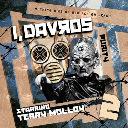 Audiobook I, Davros, Series 1, 2: Purity - James Parsons - Terry Molloy