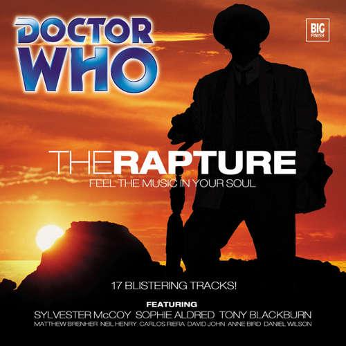 Audiobook Doctor Who, Main Range, 36: The Rapture - Joseph Lidster - Sylvester McCoy