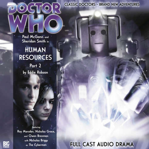 Audiobook Doctor Who - The 8th Doctor Adventures, Series 1, 8: Human Resources Part 2 - Eddie Robson - Paul McGann