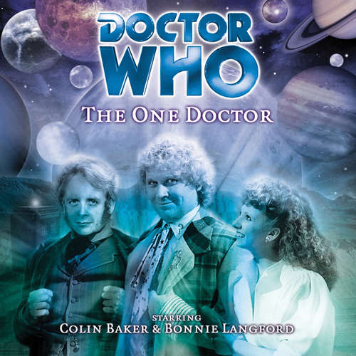 Audiobook Doctor Who, Main Range, 27: The One Doctor - Gareth Roberts - Colin Baker