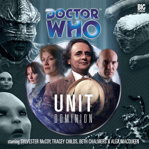 Audiobook Doctor Who, UNIT: Dominion - Nicholas Briggs - Sylvester McCoy