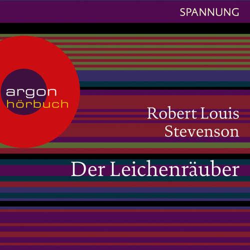 Hoerbuch Der Leichenräuber - Robert Louis Stevenson - Michael Rotschopf