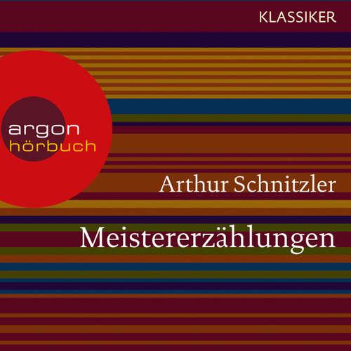 Hoerbuch Meistererzählungen - Arthur Schnitzler - Gerd Wameling