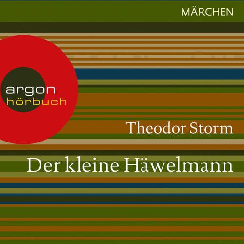 Hoerbuch Der kleine Häwelmann - Theodor Storm - Falilou Seck