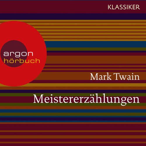 Hoerbuch Meistererzählungen - Mark Twain - Gerd Wameling