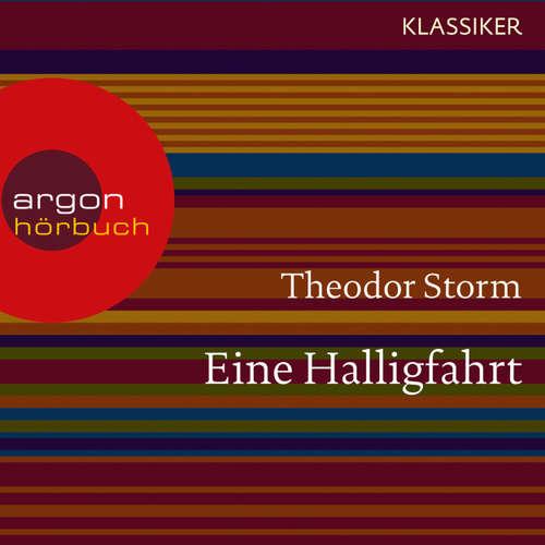 Hoerbuch Eine Halligfahrt - Theodor Storm - Max Volkert Martens