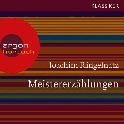 Hoerbuch Meistererzählungen - Joachim Ringelnatz - Gerd Wameling