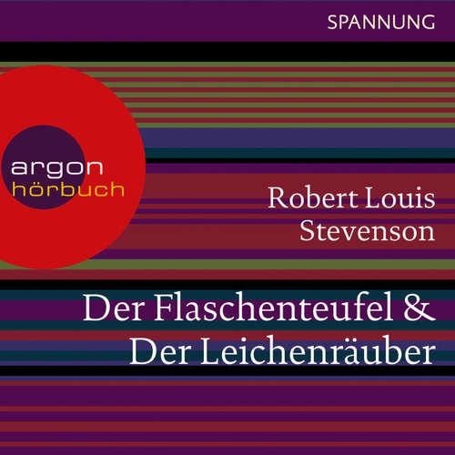 Hoerbuch Der Flaschenteufel / Der Leichenräuber - Robert Louis Stevenson - Michael Rotschopf