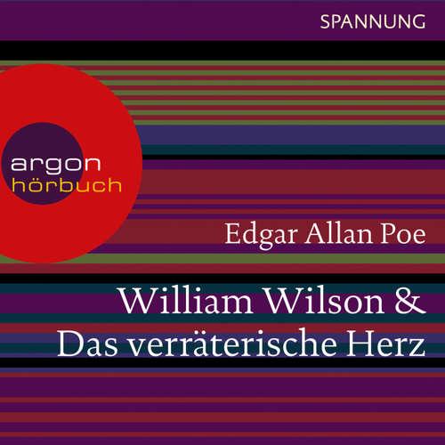 Hoerbuch William Wilson / Das verräterische Herz - Edgar Allan Poe - Christian Schmidt
