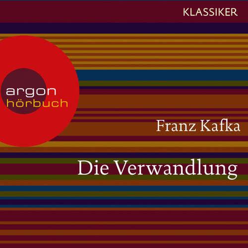 Hoerbuch Die Verwandlung - Franz Kafka - Ulrich Matthes