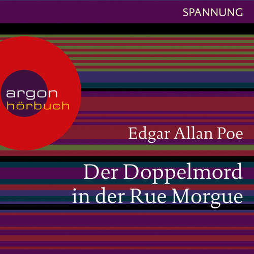 Hoerbuch Der Doppelmord in der Rue Morgue - Edgar Allan Poe - Frank Kim