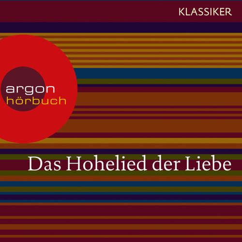 Hoerbuch Das Hohelied der Liebe -  Salomo - Claudia Urbschat-Mingues